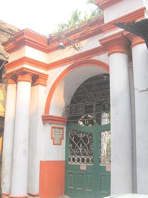 Posta, Burrabazar - Image: Kolkata Posta 7