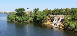 Monastyrskyi Island