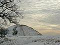 Kopiec Krakusa zimą, Kraków, Polska.JPG