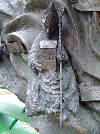 William of Koppenbach - Image: Koppenbachi Vilmos Pécs JPTE kapu