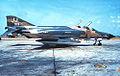 Korat RTAFB - McDonnell F-4E-32-MC Phantom 66-0313.jpg