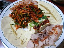 List of korean dishes wikipedia meat based dishesedit forumfinder Choice Image