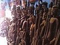 Korhogo woodcarver workshop.jpg