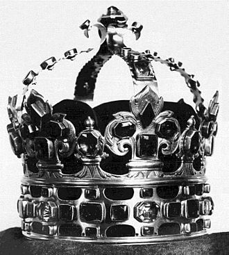 Crown of Augustus II the Strong - Crown of Augustus II the Strong, 1930s