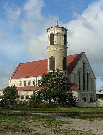Natolin - Church, Natolin.