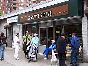 Grand Street (Manhattan) - Kossar's Bialys