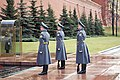 Kremlin Regiment, Changing of the Guard, Moscow (2007) 09.jpg