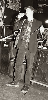 Krist Novoselic, em 2004.