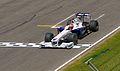Kubica Spain 2009.jpg