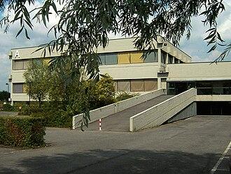 Katholieke Universiteit Leuven Kulak - Entrance Building A