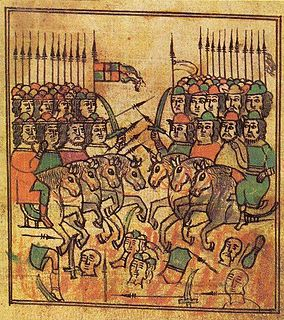 Battle between Russian principalities and Golden Horde