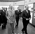 Kungaparet besöker MS Trelleborgs utställning 1958 JvmKBDB08381.jpg