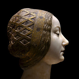 Kunsthistorisches Museum 09 04 2013 Female bust Francesco Laurana 3.jpg