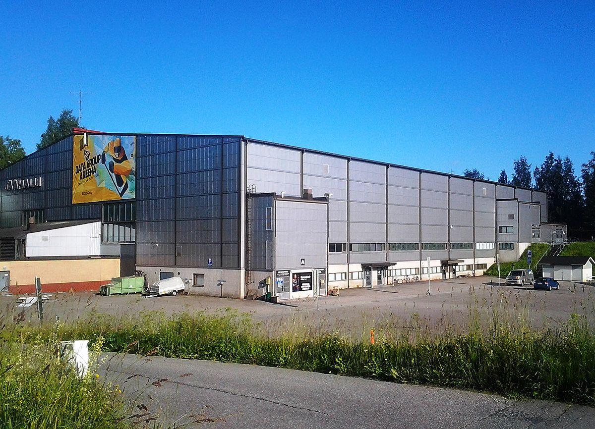 Kuopion Jäähalli