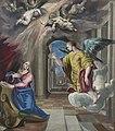 L'Anunciació, Doménikos Theotokópoulos (El Greco), segle XVI.jpg