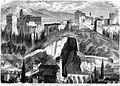 L'Illustration 1862 gravure Vue génerale de l'Alhambra.jpg