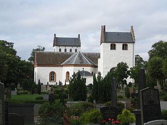 Löderup - Löderup church