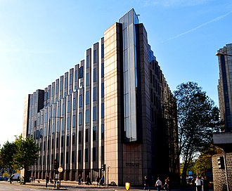 London School of Business and Finance - LSBF's Sceptre Court campus in Tower Hill, London