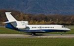 LX-ISR Dassault Falcon 7X FA7X - SVW (22544399564).jpg