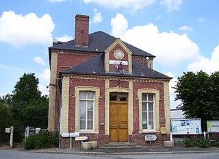 La Chapelle-Gauthier, Eure Commune in Normandy, France