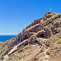 La Cueva de los Canarios above El Confital Beach, square crop.jpg