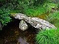 La Dadalouze au pont des pierres plates au sud est de Florentin, Corrèze.JPG