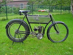 Buchet - 1903 Buchet Mark-1, La Foudre  (The Lightning)