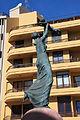 La Palma - Los Llanos - Avenida Carlos Francisco Lorenzo Navarro-Plaza de la Constitución - Monumento a la Madre 03 ies.jpg
