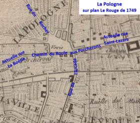 Petite-Pologne (quartier parisien) — Wikipédia