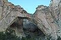 La Ventana Natural Arch (El Malpais National Monument, New Mexico, USA) 4 (29737672770).jpg
