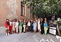 La alcaldesa recibe a diplomáticos y organizadores de 'Mujeres Nobel' (01).jpg