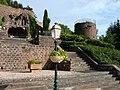 La grotte et le château de Walschbronn - panoramio.jpg