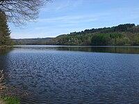 Lac de saint-pardoux avril 2008.JPG