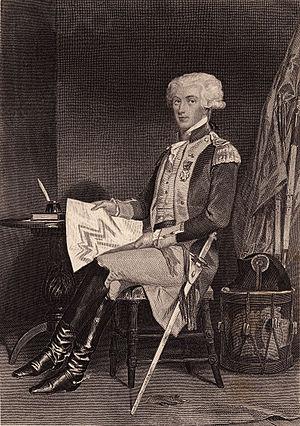 Antoine Galiot Mandat de Grancey - La Fayette