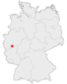Lage der Stadt Hennef (Sieg) in Deutschland.png