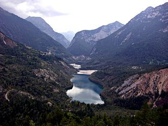 Erto e Casso - The Vajont Lake