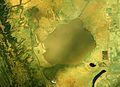 Lake Panke-Numa Sarobetsu plain Aerial photograph.1977.jpg