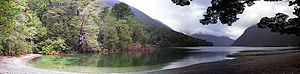 Lake Gunn - in the morning