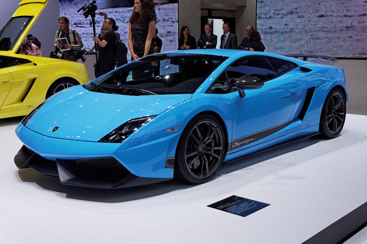 File Lamborghini Gallardo Lp 570 4 Superleggera Mondial De L Automobile De Paris 2012 203