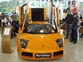 Lamborghini Murciélago doors open.jpg