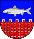 Coat of arms of the municipality of Lammershagen