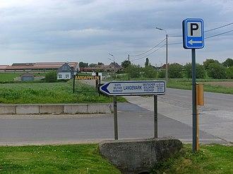 Langemark-Poelkapelle - Image: Langemark German War Cemetery BCE1 0000