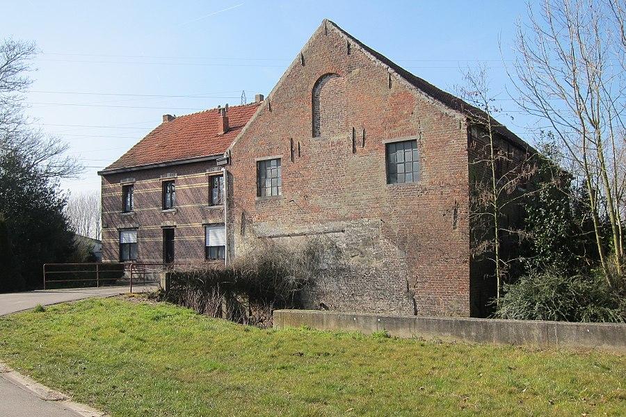 Voormalige watermolen, Langevelde 6, Merchtem