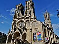 Laon Cathédrale Notre-Dame Fassade 1.jpg