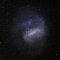 Large Magellanic Cloud rendered from Gaia EDR3.png