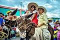 Las Burriquitas de Sanare , los niños con la tradicion.jpg