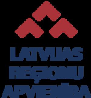 Latvian Association of Regions - Image: Latvijas Reģionu apvienība