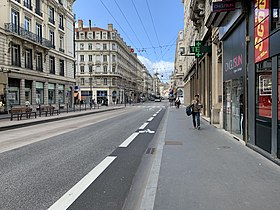 Image illustrative de l'article Cours Lafayette