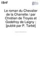 Le Roman du Chevalier de la Charrette.pdf