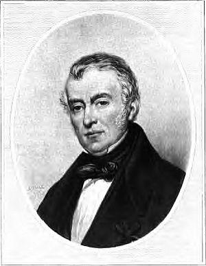 Claude-Philibert Barthelot de Rambuteau - Comte de Rambuteau (1838)